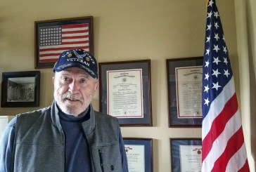 Vancouver resident uses his own battles to help serve fellow Vietnam vets