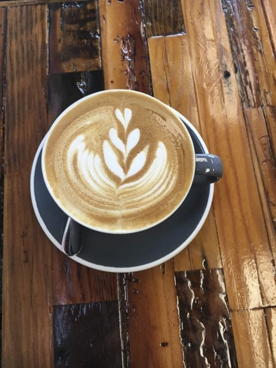 Relevant Coffee offers rich roasts in Uptown Vancouver. Photo courtesy of Brooke Strickland