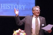 Ridgefield Mayor Ron Onslow delivers State of the City address