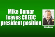 Mike Bomar leaves CREDC president position
