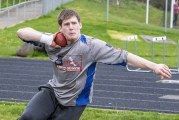 HS track and field: The sky is the limit for Ridgefield's Trey Knight