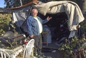 Homeless population increasing in North Clark County