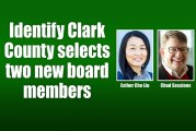 Identify Clark County selects two new board members