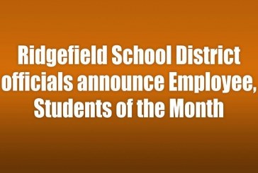 Ridgefield School District officials announce Employee, Students of the Month