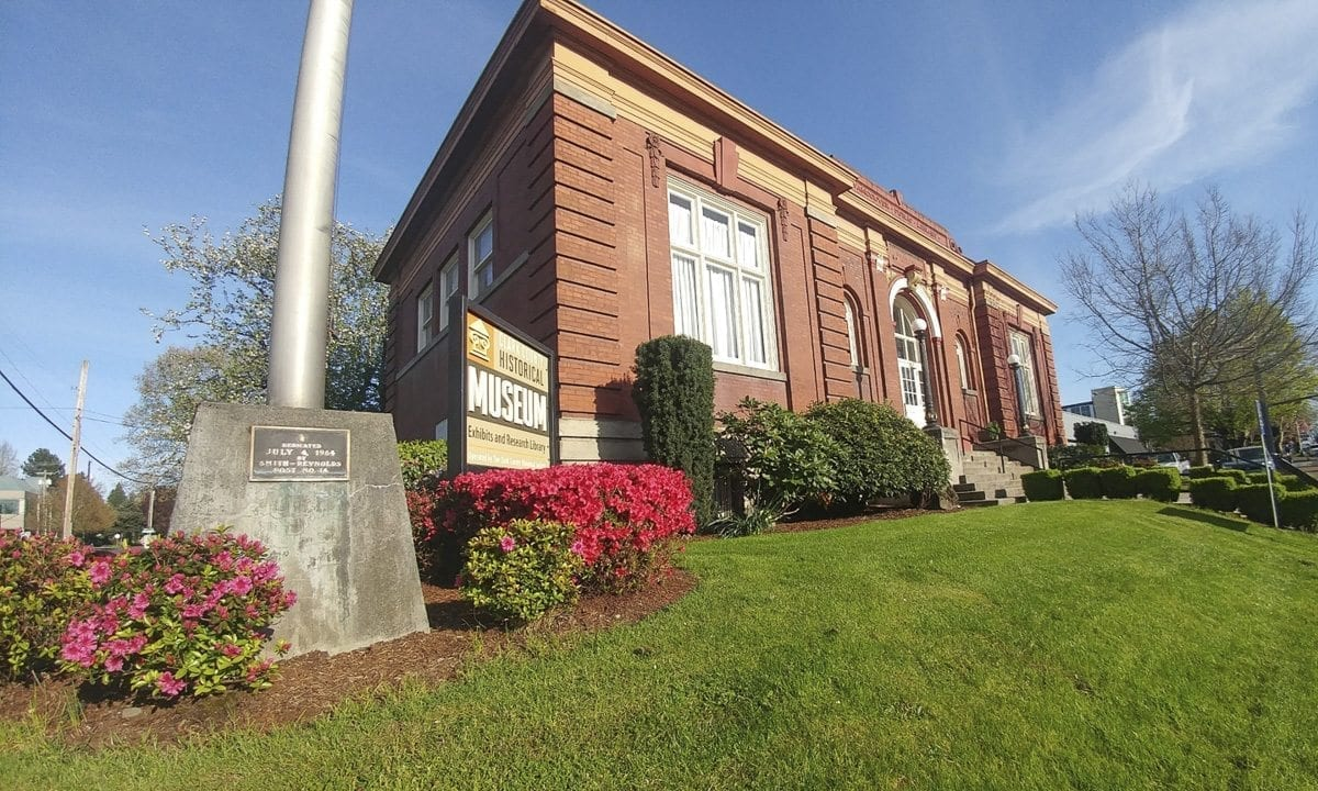 The Clark County Historical Museum will offer free admission to educators and support staff on May 12. Photo provided by the Clark County Historical Museum