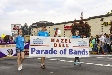 A look at 2018 Hazel Dell Parade of Bands