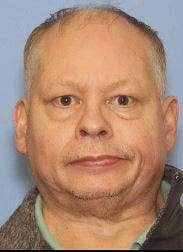 This man, who was not identified by the sheriff's office, is considered missing and endangered due to diminished mental capacity. Photo provided by the Clark County Sheriff's Office