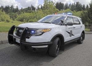 The Washington State Patrol says an unidentified man was killed while trying to cross State Route 14 on foot Thursday. File photo courtesy of the Washington State Patrol