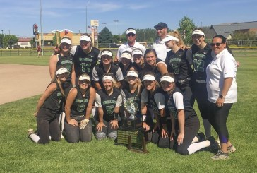 State softball: Woodland rules Washington