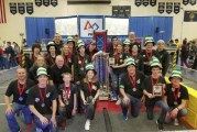 Battle Ground robotics team named division finalists in international competition