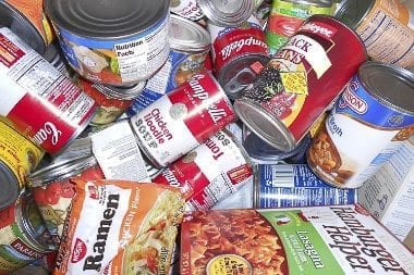 Clark County Drug Court is celebrating National Drug Court Month with a food drive through May 19. Photo provided by Clark County Food Bank