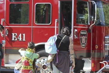 Camas-Washougal Fire Department rescues trapped person, gets hit with violation by state