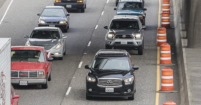 ODOT reduces their options for tolling Portland highways