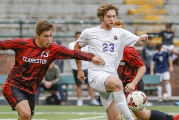 State soccer: River recovers to reach quarterfinals