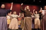 Journey Theater Arts Group Presents Fiddler on the Roof