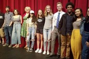 Fort Vancouver students share stage with professional writers