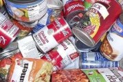 Drug Court Month celebrated in Clark County with food drive