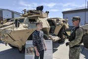 Army life the focus of recent tour for Clark County recruits