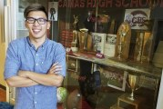 Camas Character: Mark Kim willing, ready to serve