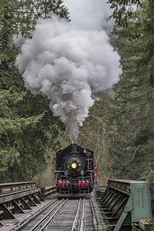 Father's Day Steam Train Weekend to be held by Chelatchie