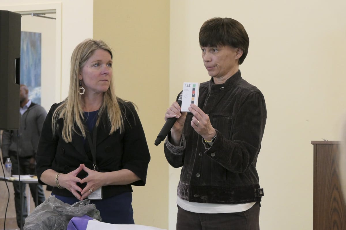 Forum addresses rising trends in local teen drug use