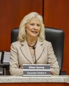 Clark County Councilor Eileen Quiring