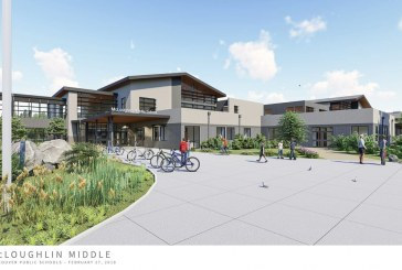 Ceremony will celebrate beginning of construction phase for Marshall Elementary School and McLoughlin Middle School
