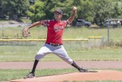 Standing tall: Paralyzed athlete finds his place on the mound