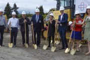 Groundbreaking ceremony held for new Vancouver Clinic location in Ridgefield