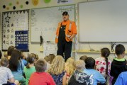 Woodland Intermediate School students attend their first Career Day