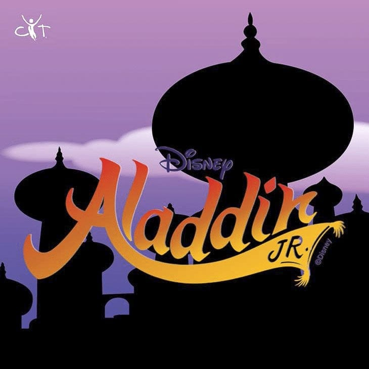 The all new Aladdin Jr. script, which was recently updated from a version inspired by the 1992 film into a version based on the Broadway musical Aladdin, features new songs, new characters, and a classic story. Photo courtesy of CYT Portland-Vancouver.