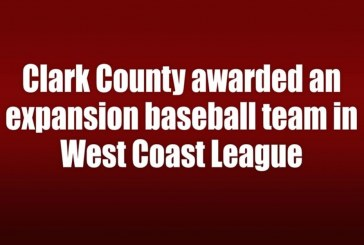 Clark County awarded an expansion baseball team in West Coast League