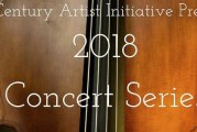 21st Century Artist Initiative presents 2018 Concert Series