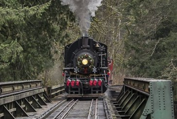 Father's Day Steam Train Weekend to be held by Chelatchie Prairie Railroad
