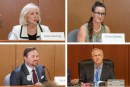 Candidates for county chair square off in forum