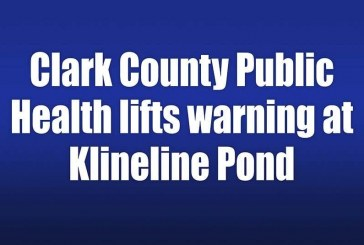 Clark County Public Health lifts warning at Klineline Pond