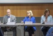 Clark County District 1 candidates spar in forum