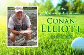 Obituary: Conan Elliott