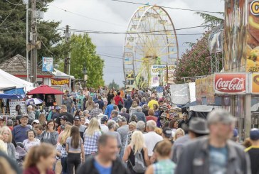 The 150th Clark County Fair is underway