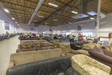 Vancouver Goodwill Outlet Store helps dozens earn a living