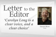 Letter: 'Carolyn Long is a clear voice, and a clear choice'