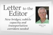 New bridges, vehicle capacity and transportation corridors needed