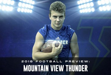 2018 Football Preview: Mountain View Thunder