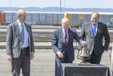 Governor on hand to celebrate grand opening of Port of Vancouver Freight Access Project