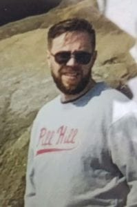Searchers have found have found a hiker missing since Aug. 9 when he left to go to Mt. St. Helens. Matthew Matheny, a 40-year-old from Warren, Ohio, was found alive up on the flanks of Mt. St. Helens. Photo courtesy of Cowlitz County Sheriff's Office
