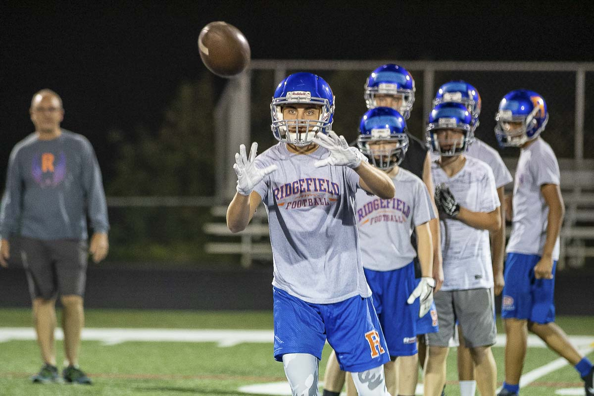 After a tough 2017 season and a late coaching change, the Ridgefield Spudders are now focused on improving in 2018. Photo by Mike Schultz