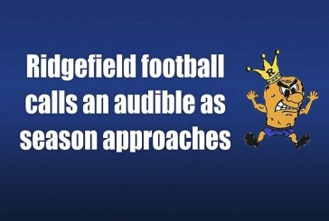 Ridgefield football calls an audible as season approaches