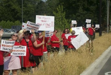Woodland teachers getting big raise as other district negotiations heat up