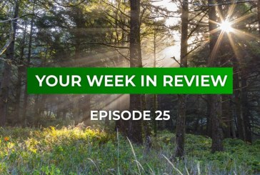 Your Week in Review - Episode 25 • August 31, 2018