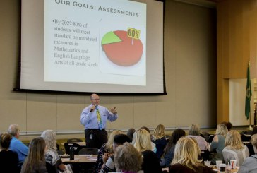 Woodland schools staff kicks off new school year